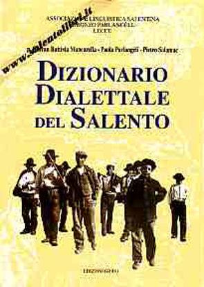 Immagine di Dizionario Dialettale del Salento