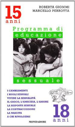 Immagine di PROGRAMMA DI EDUCAZIONE SESSUALE 15/18 ANNI