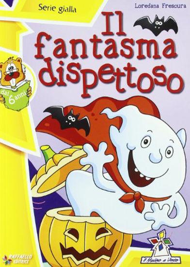 Immagine di FANTASMA DISPETTOSO - SERIE GIALLA - VOLUME GIAL