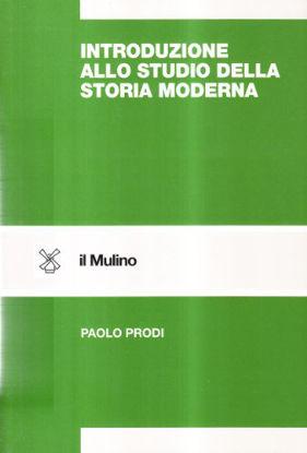 Immagine di INTRODUZIONE ALLO STUDIO DELLA STORIA MODERNA