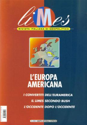 Immagine di LIMES 3/03 L`EUROPA AMERICANA