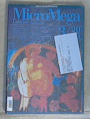 Immagine di MICROMEGA 3/2005