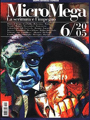 Immagine di MICROMEGA 6/2005 LA SCRITTURA E L`IMPEGNO
