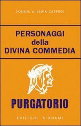 Immagine di PERSONAGGI DELLA DIVINA COMMEDIA. PURGATORIO