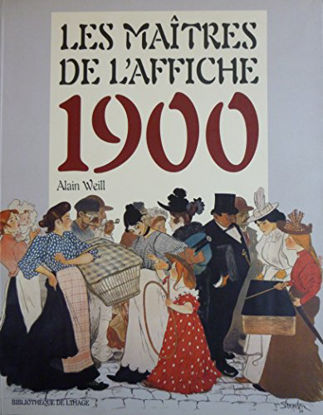 Immagine di LES MAITRES DE L`AFFICHE 1900
