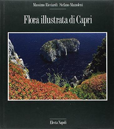 Immagine di FLORA ILLUSTRATA DI CAPRI
