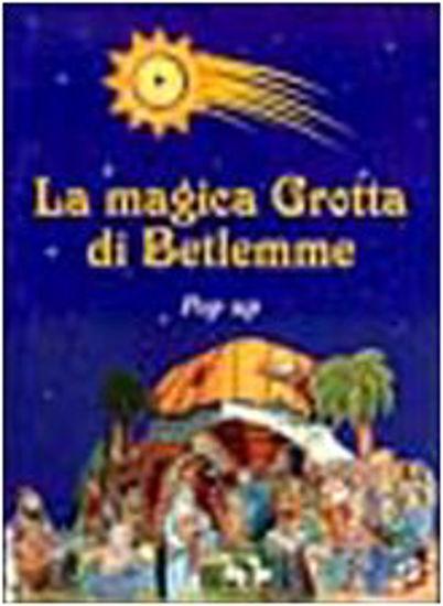 Immagine di MAGICA GROTTA DI BETLEMME  POP UP