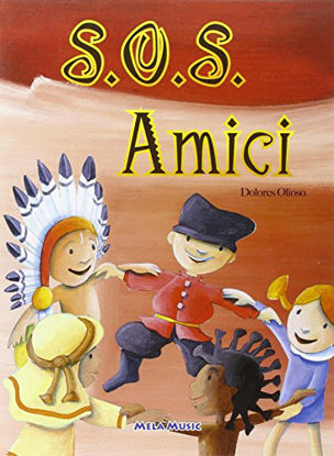 Immagine di SOS AMICI  CON CD AUDIO