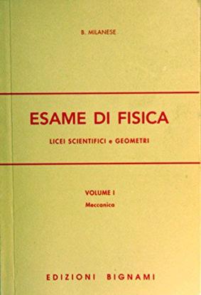 Immagine di ESAME DI FISICA. PER IL LIC.SCI.