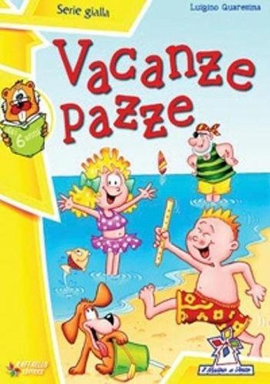 Immagine di VACANZE PAZZE - VOLUME GIAL