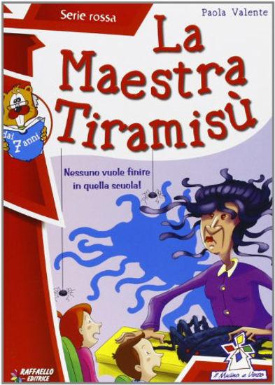 Immagine di MAESTRA TIRAMISU` - VOLUME ROSS