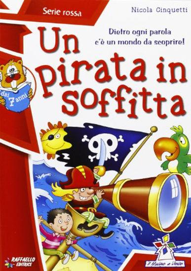 Immagine di PIRATA IN SOFFITTA - VOLUME ROSS