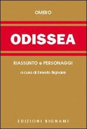 Immagine di ODISSEA  RIASSUNTO E PERSONAGGI