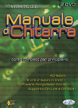 Immagine di MANUALE DI CHITARRA DVD  CORSO COMPLETO PER PRINCIPIANTI
