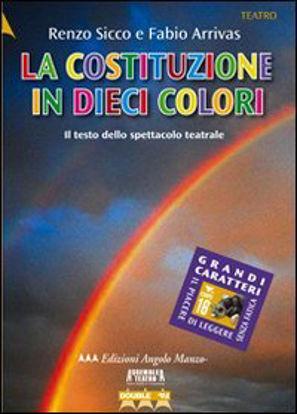 Immagine di COSTITUZIONE IN DIECI COLORI (LA)