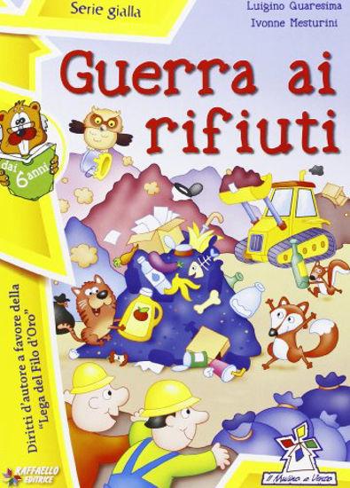 Immagine di GUERRA AI RIFIUTI