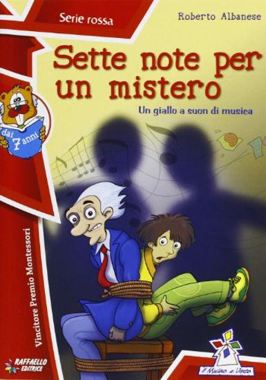 Immagine di SETTE NOTE PER UN MISTERO - VOLUME ROSSO