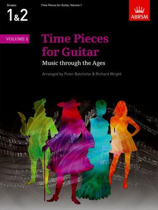 Immagine di TIME PIECES FOR GUITAR 1°