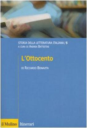 Immagine di STORIA DELLA LETTERATURA ITALIANA. VOL.5 - L`800 - VOLUME 5