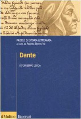 Immagine di DANTE - PROFILI DI STORIA LETTERARIA