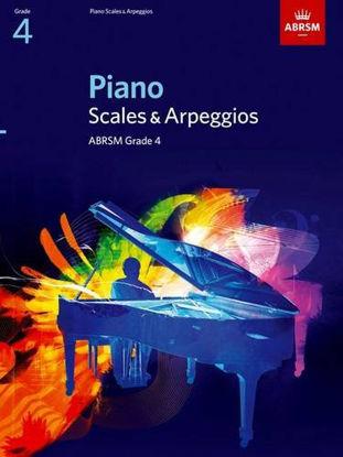 Immagine di PIANO SCALES & ARPEGGIOS GRADE 4
