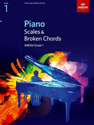 Immagine di PIANO SCALE & BROKEN CHORDS  GRADE 1