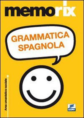 Immagine di GRAMMATICA SPAGNOLA