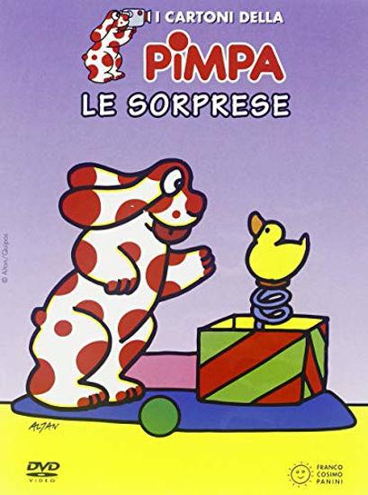 Immagine di SORPRESE. DVD (LE) I CARTONI DELLA PIMPA