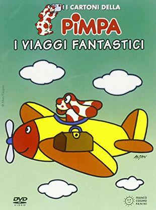 Immagine di VIAGGI FANTASTICI (I) DVD I CARTONI DELLA PIMPA