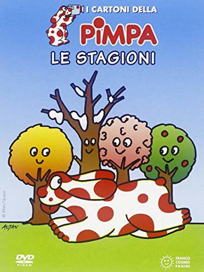 Immagine di STAGIONI. DVD (LE) I CARTONI DELLA PIMPA