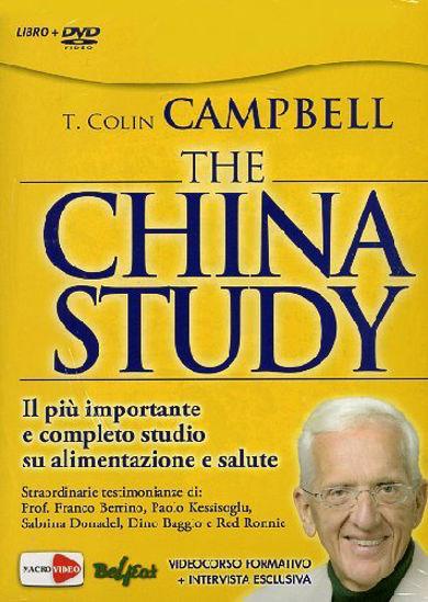 Immagine di THE CHINA STUDY - LIBRO + DVD