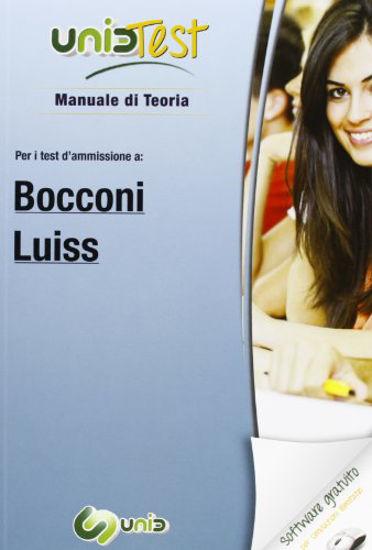 Immagine di UNIDTEST 4 TEORIA - BOCCONI LUISS