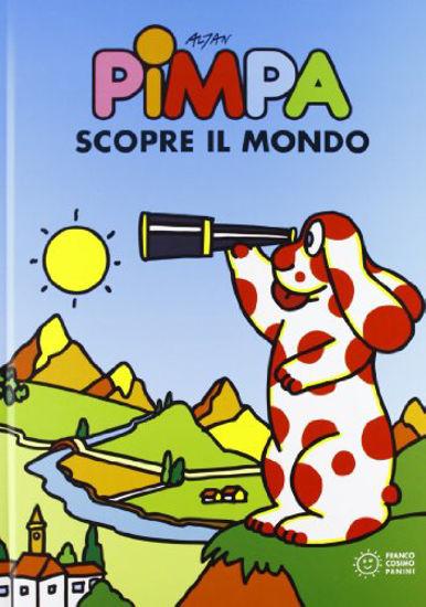 Immagine di PIMPA SCOPRE IL MONDO