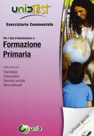 Immagine di FORMAZIONE PRIMARIA ESERCIZIARIO COMMENTATO