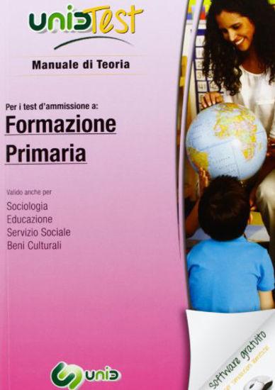 Immagine di FORMAZIONE PRIMARIA MANUALE DI TEORIA