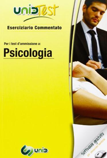 Immagine di PSICOLOGIA ESERCIZIARIO COMMENTATO