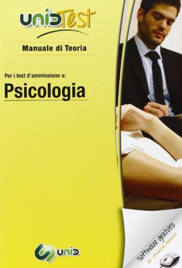 Immagine di PSICOLOGIA MANUALE DI TEORIA