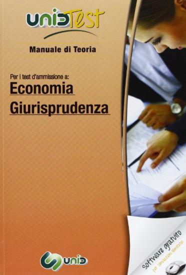 Immagine di ECONOMIA GIURISPRUDENZA MANUALE DI TEORIA