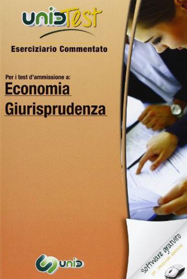 Immagine di ECONOMIA GIURISPRUDENZA ESERCIZIARIO COMMENTATO