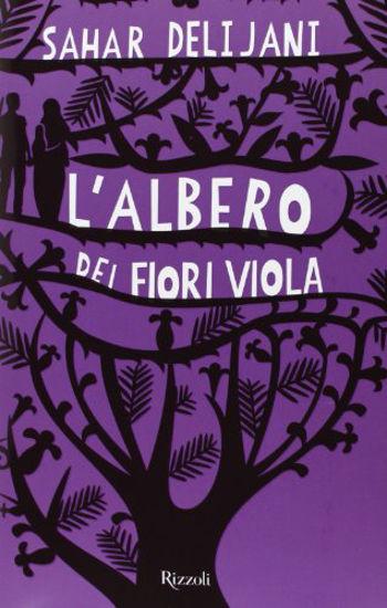 Immagine di ALBERO DEI FIORI VIOLA (L`)