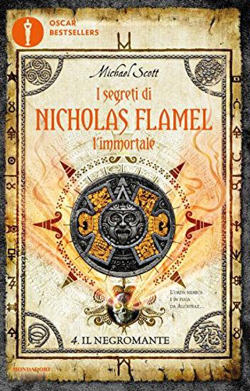 Immagine di SEGRETI DI NICHOLAS FLAMEL L`IMMORTALE - IL NEGROMANTE