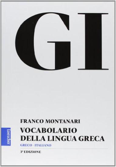 Immagine di GI-VOCABOLARIO GRECO+GUIDA - lingua greca