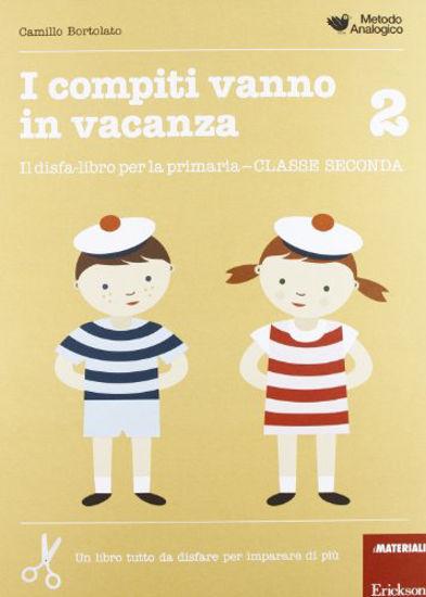 Immagine di COMPITI VANNO IN VACANZA 2 - VOLUME 2