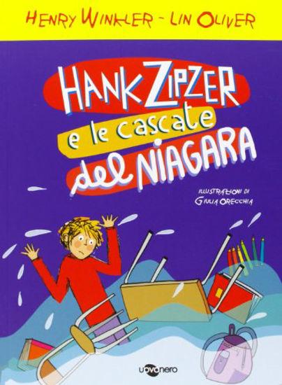 Immagine di HANK ZIPZER E LE CASCATE DEL NIAGARA
