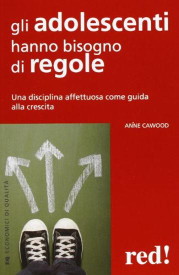 Immagine di ADOLESCENTI HANNO BISOGNO DI REGOLE (GLI)