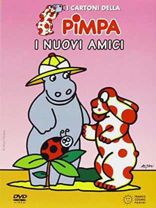 Immagine di NUOVI AMICI. DVD (I) I CARTONI DI PIMPA