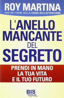 Immagine di ANELLO MANCANTE DEL SEGRETO (L`)