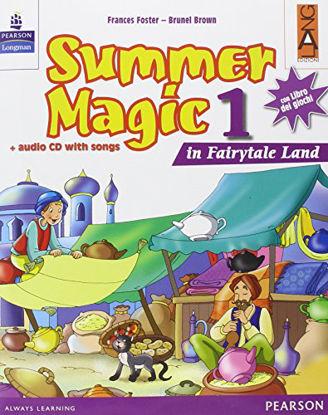Immagine di SUMMER MAGIC+CD - VOLUME 1