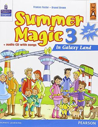 Immagine di SUMMER MAGIC+CD - VOLUME 3