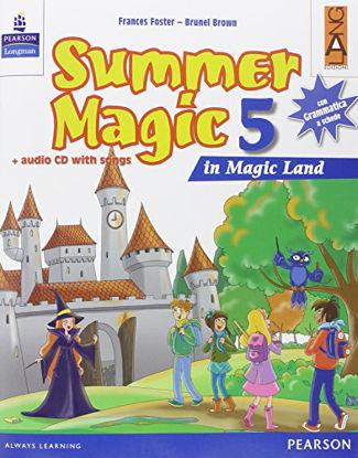 Immagine di SUMMER MAGIC+CD - VOLUME 5